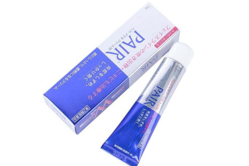日本pair狮王祛痘膏怎么样?狮王祛痘膏怎么用?