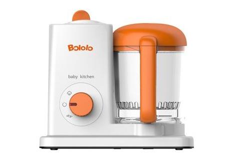 bololo料理机怎么样?适合用来做辅食吗?