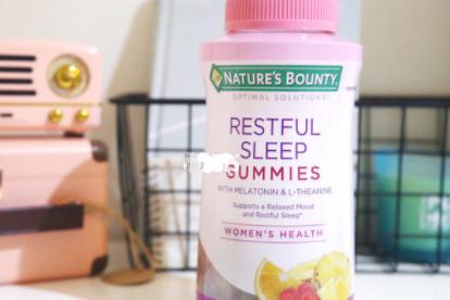 nature's bounty褪黑素口感甜吗?助眠效果怎么样?