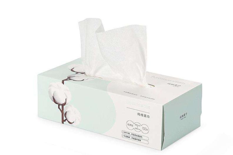 全棉时代洗脸巾多少钱?是全棉的吗?