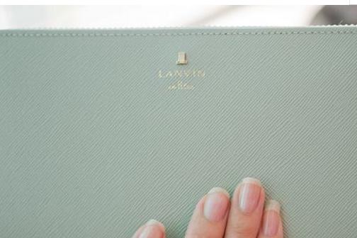 LANVIN en Bleu长款拉链钱包怎么样?质量好吗?