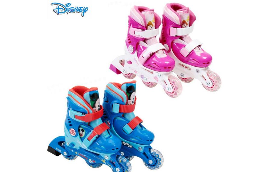 迪士尼溜冰鞋怎么样?迪士尼溜冰鞋的价格?