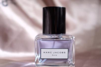 MARC JACOBS SPLASH RAIN蓝雨淡香水怎么样?香调介绍一下?