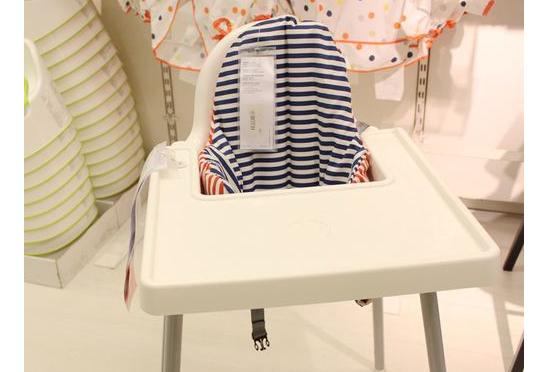 宜家安迪洛儿童餐椅好吗?宜家安迪洛宝宝餐椅价格贵嘛?