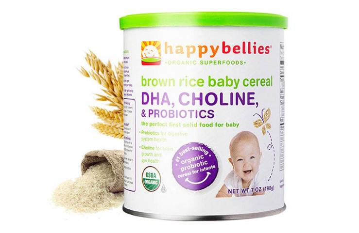 强化铁的婴儿米粉排行?那个牌子的婴儿米粉好?