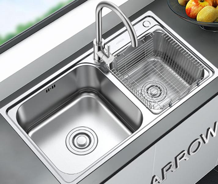 箭牌厨房水槽怎么样?箭牌厨房水槽哪款值得买?