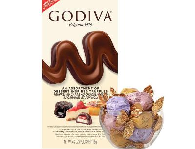godiva巧克力如何?godiva巧克力口味推荐?