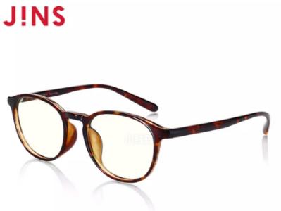 J!NS防蓝光眼镜有效吗?防蓝光指数如何?