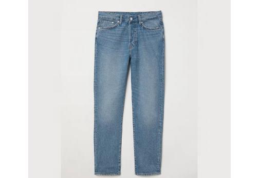 hm的牛仔裤怎么样?好看吗?