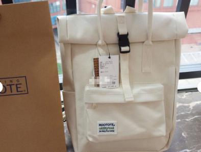 ROOTOTE帆布书包价格多少?质量好吗?