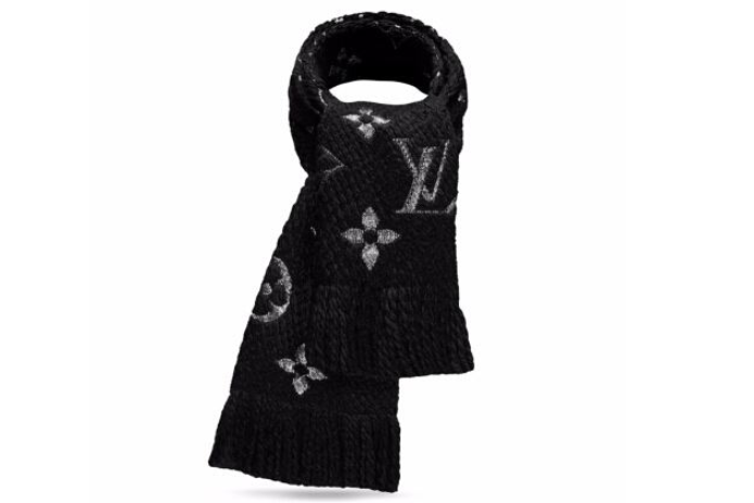 lv老花围巾是什么材质?lv老花围巾暖和吗?