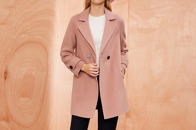 拉夏贝尔毛呢大衣哪款值得买?拉夏贝尔毛呢大衣推荐?