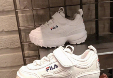 斐乐的鞋有儿童版的吗?好看吗?