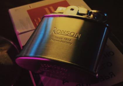 ronson打火机什么档次?值得买吗?