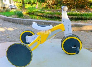 柒小佰变形儿童车如何?可以做儿童平衡车吗?