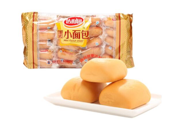 达利园小面包好不好?达利园面包种类?
