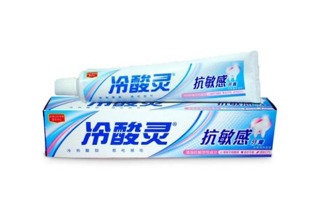 牙齿过敏是怎么回事,分享几款适合抗过敏的牙膏
