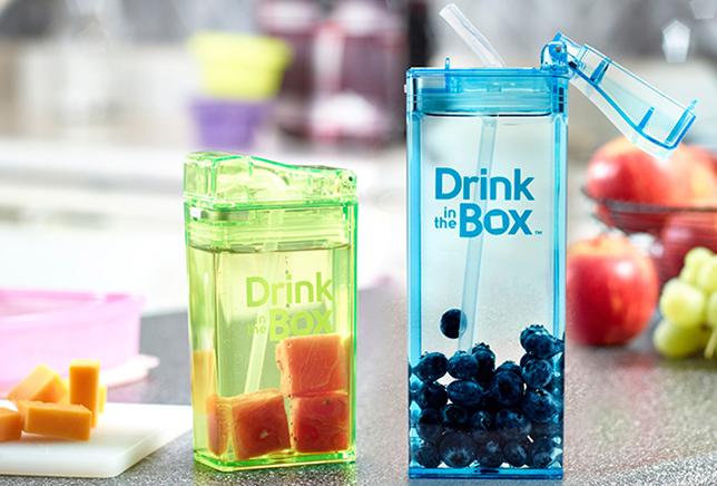 你还不知道这些美貌又实用的水杯?带上它每天轻轻松松八杯水