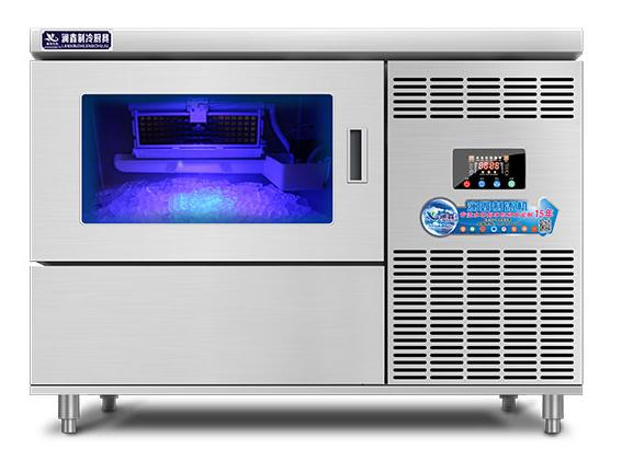 制冰机厂家员工揭秘 怎么选择合适的商用制冰机