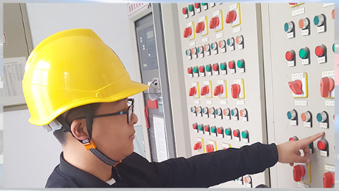 电力行业便携式标签机应该怎么选