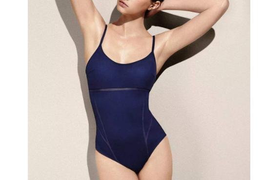 泳衣穿的对 遮肉、显瘦又好看
