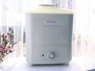 波咯咯奶瓶消毒器有哪些功能?如何使用?