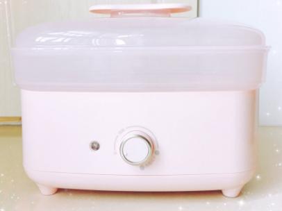 Bololo奶瓶消毒器设计如何?多功能吗?