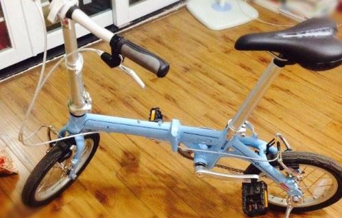 dahon折叠自行车大小?晚上买会便宜吗?