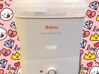 波咯咯奶瓶消毒器方便使用吗?有什么功能?