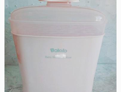 bololo奶瓶消毒器介绍?消毒好吗?