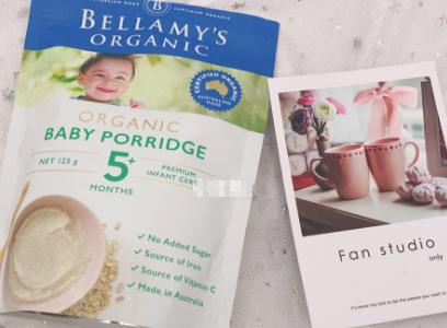 给宝宝选择的有机辅食?贝拉米米粉推荐?