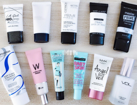 妆前乳哪个牌子好用?11款妆前乳测评分享?