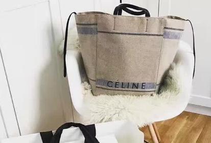 celine帆布包尺寸?celine帆布包有几款?