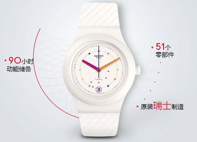 斯沃琪手表什么档次?斯沃琪机械手表值得买吗?