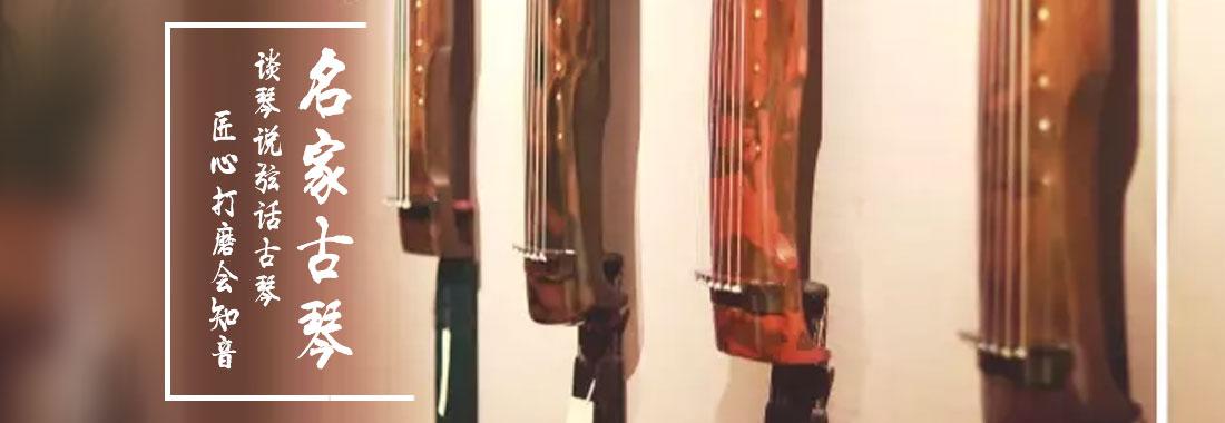 古琴的挑选,怎么判断选名家琴还是练习琴?