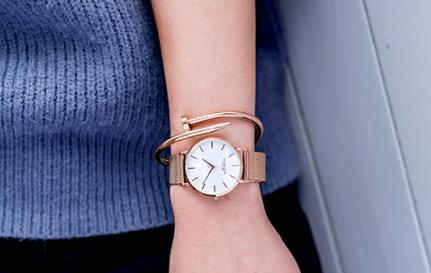 维多利亚海德手表怎样?维多利亚海德手表适合女生戴吗?