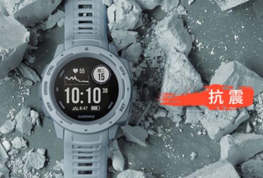 佳明instinct怎么样?佳明instinct智能手表防水吗?