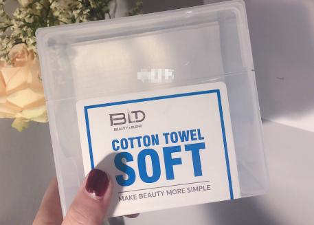 贝览得洗脸巾成分?是纯棉的材质吗?