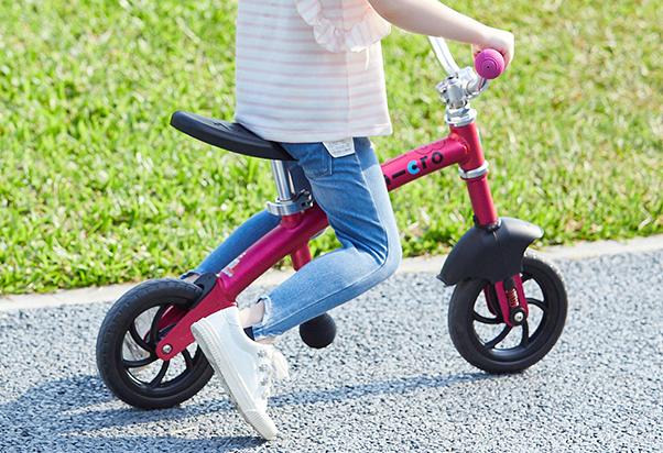 micro儿童平衡车好吗?micro儿童平衡车适合女孩子吗?