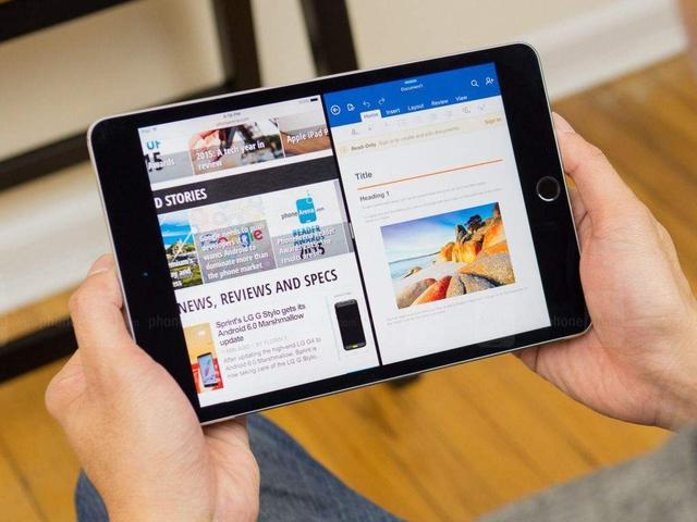 iPadmini5一周使用体验:不只用来盖泡面!