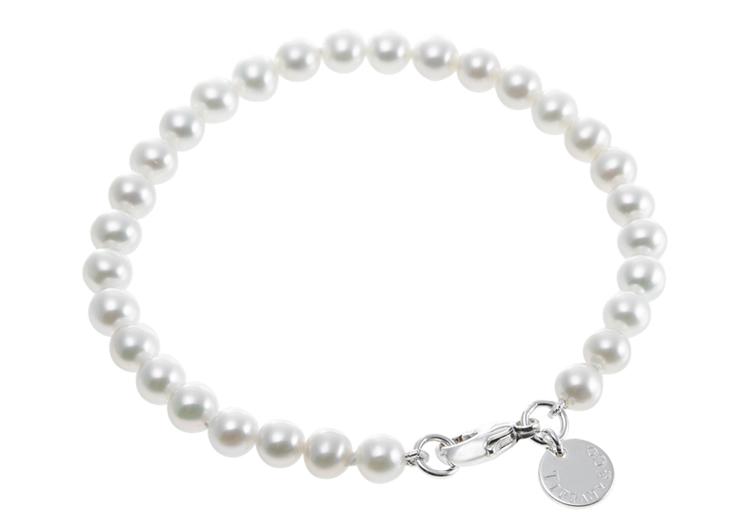 tiffany珍珠手链价格?tiffany珍珠手链容易断线嘛?