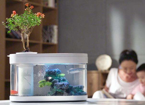 画法几何鱼缸安装?谁能简单介绍一下?