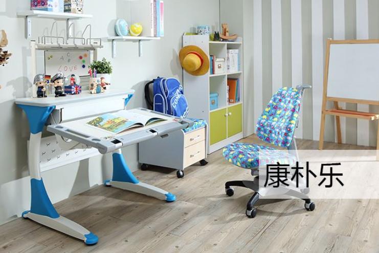 康朴乐书桌怎么样?康朴乐儿童学习桌有多大?