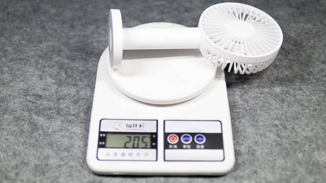 随身携带的解暑利器——ZMI手持随身风扇(3350版)