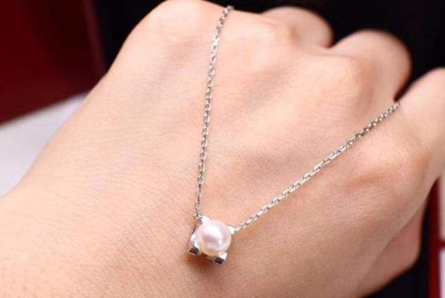珍珠项链图片?女士珍珠项链款式介绍?