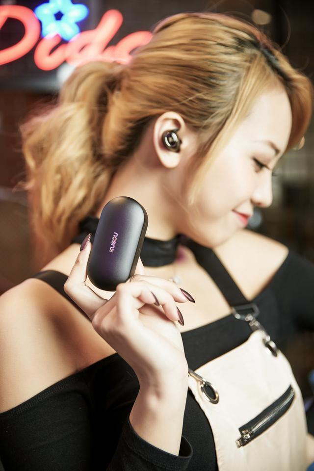 黑科技流行趋势,酷狗真无线耳机潮搭实用必备