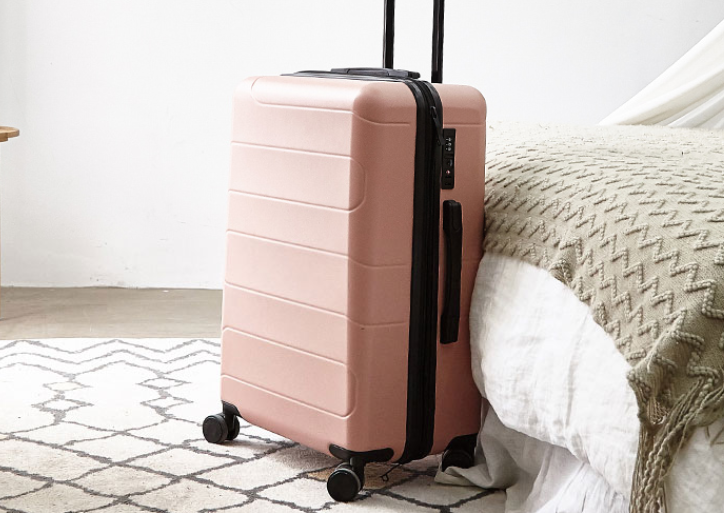 不莱玫小云行李箱怎么样?可以当作登机箱用吗?