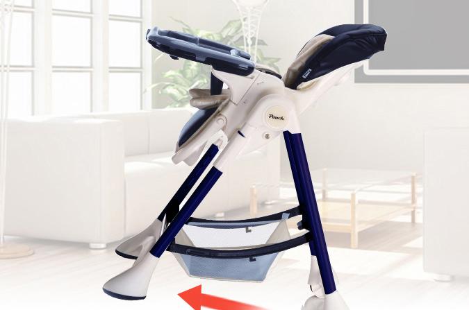 pouch宝宝餐椅哪个好?pouch宝宝餐椅稳当吗?