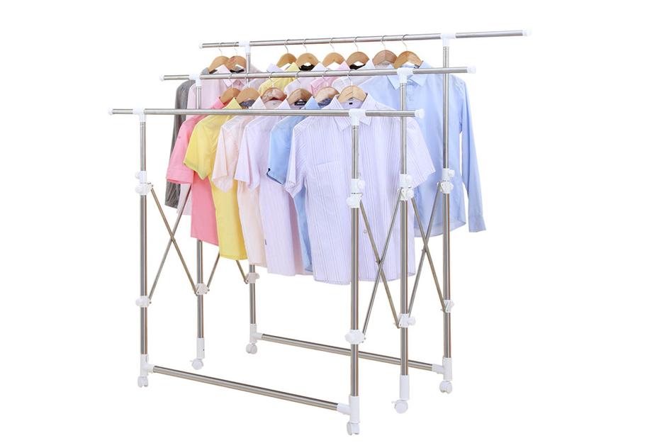 阳台晾衣架哪种最实用?如何选购阳台晾衣架