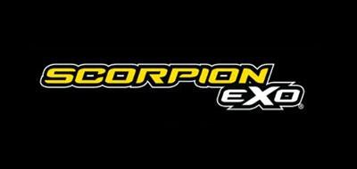 蝎子摩托车头盔